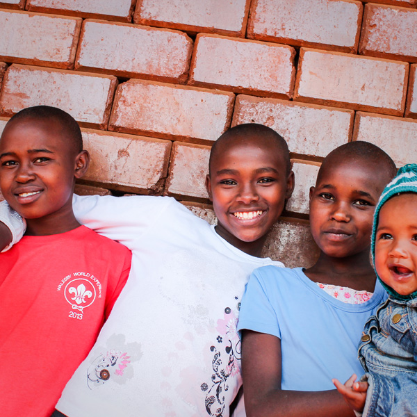 children at wamba in the care of kindfund