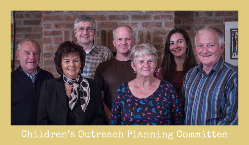 children's outreach planning committee members