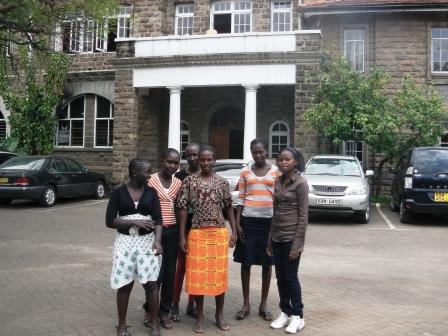Visiting Nairobi