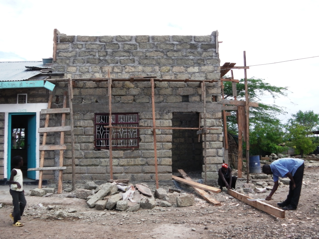 Extension near completion at Ngaremara