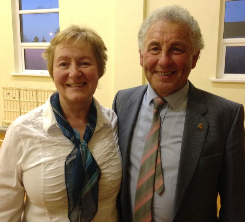 Kindfund in Kenya Volunteers - David and Sally