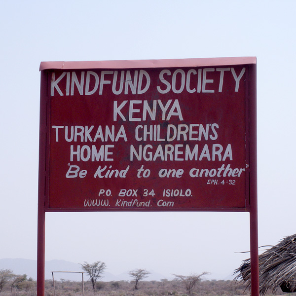 ngaremara children's home in isiolo, northern kenya