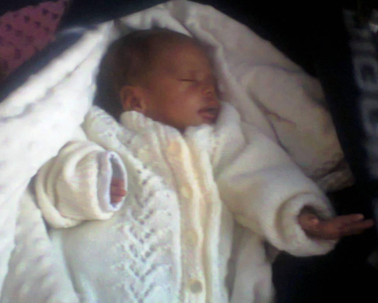 New baby at Ngaremara