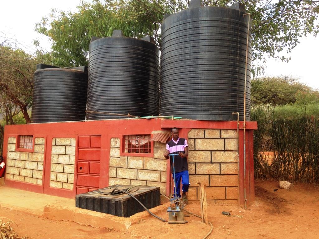 Water Wamba