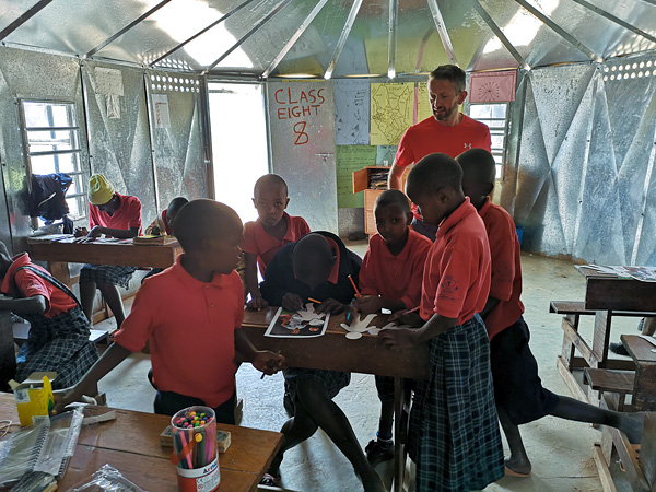 primary school education is a kindfund priority