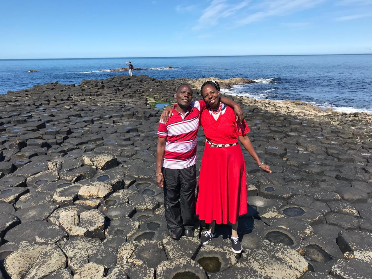 Causeway Nzau and Esther