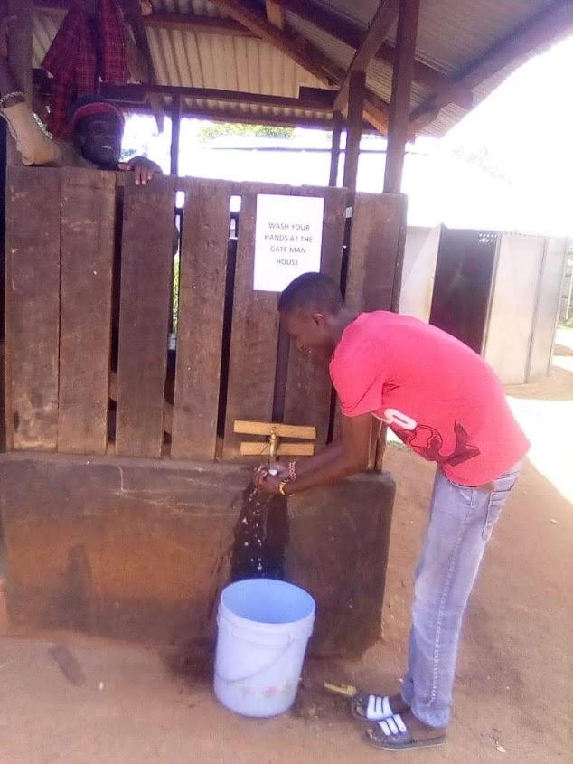 Covid Hand washing