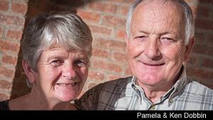 Pamela & Ken Dobbin : co-founders of Kindfund
