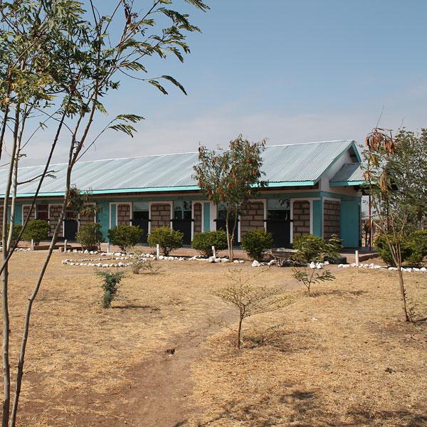 buildings at ngaremara 2013